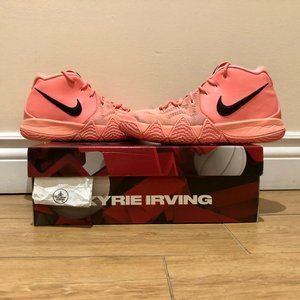 Nike Kyrie 4 Atomic Pink Basketball Shoes